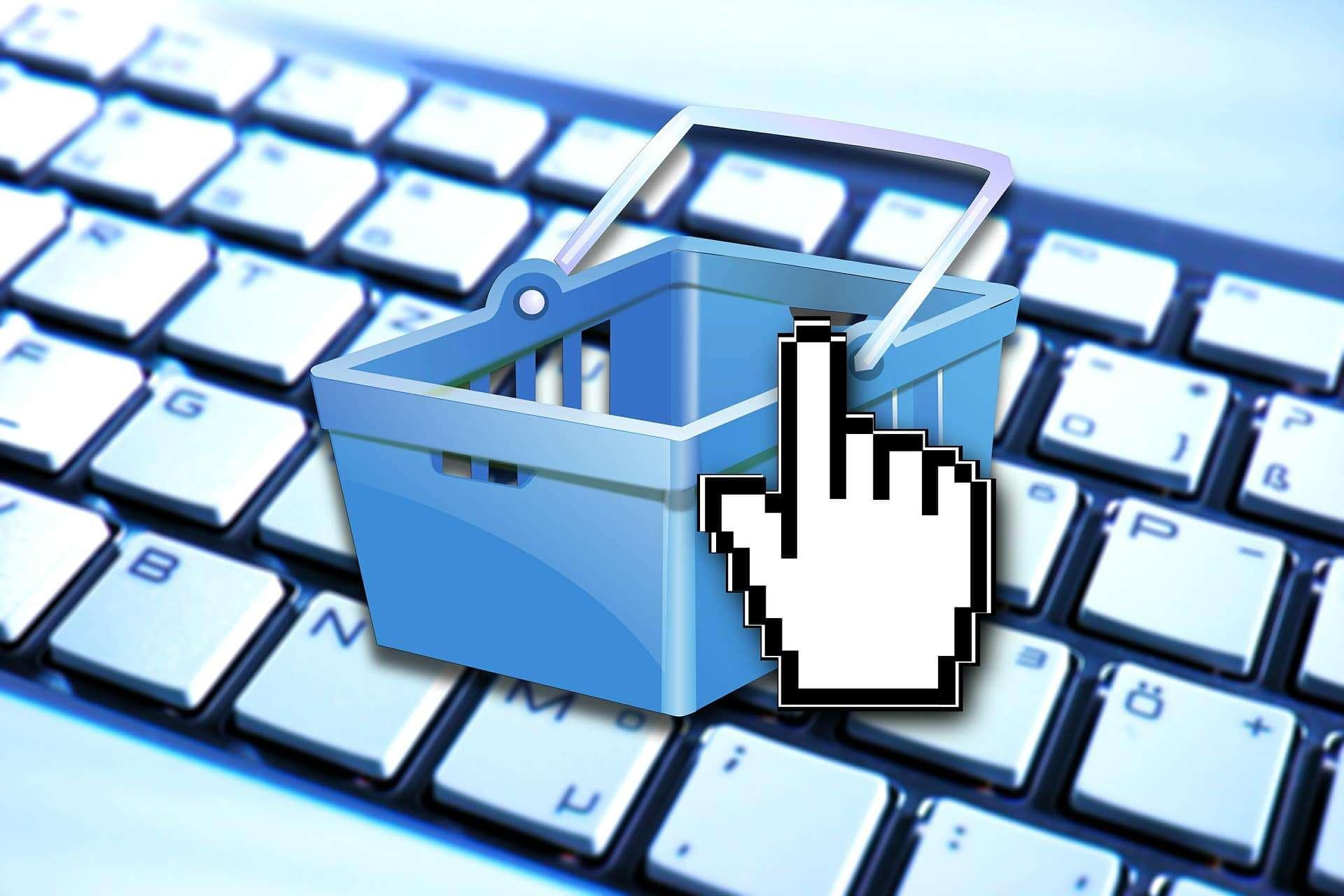 e-handel med dropshipping